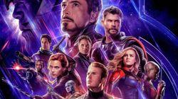 Los protagonistas de 'Vengadores: Endgame' se despiden en la premiere de Los