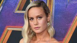 Brie Larson's 'Avengers: Endgame' Premiere Look Is