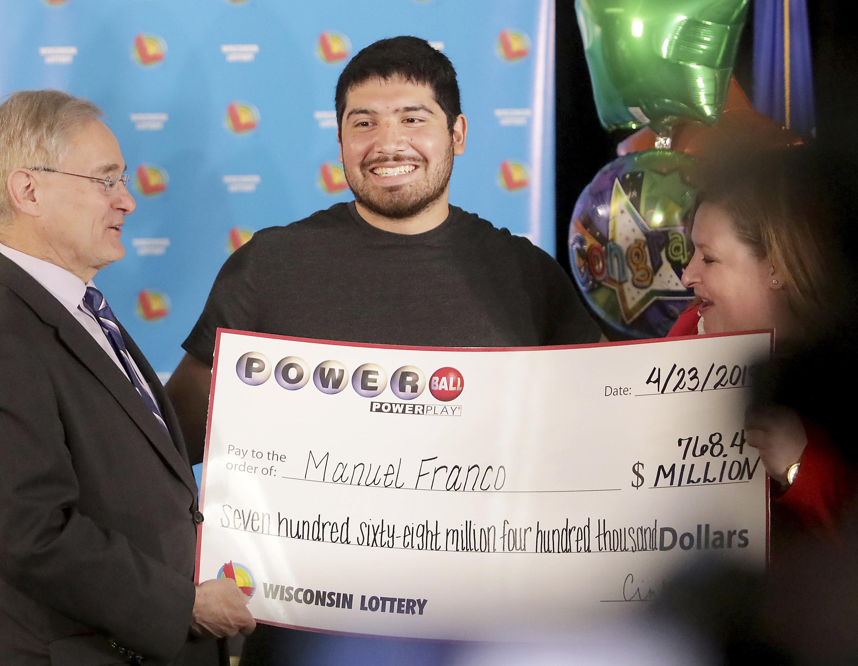 ΗΠΑ: Νεαρός 24 ετών κέρδισε 768 εκατ. δολάρια σε