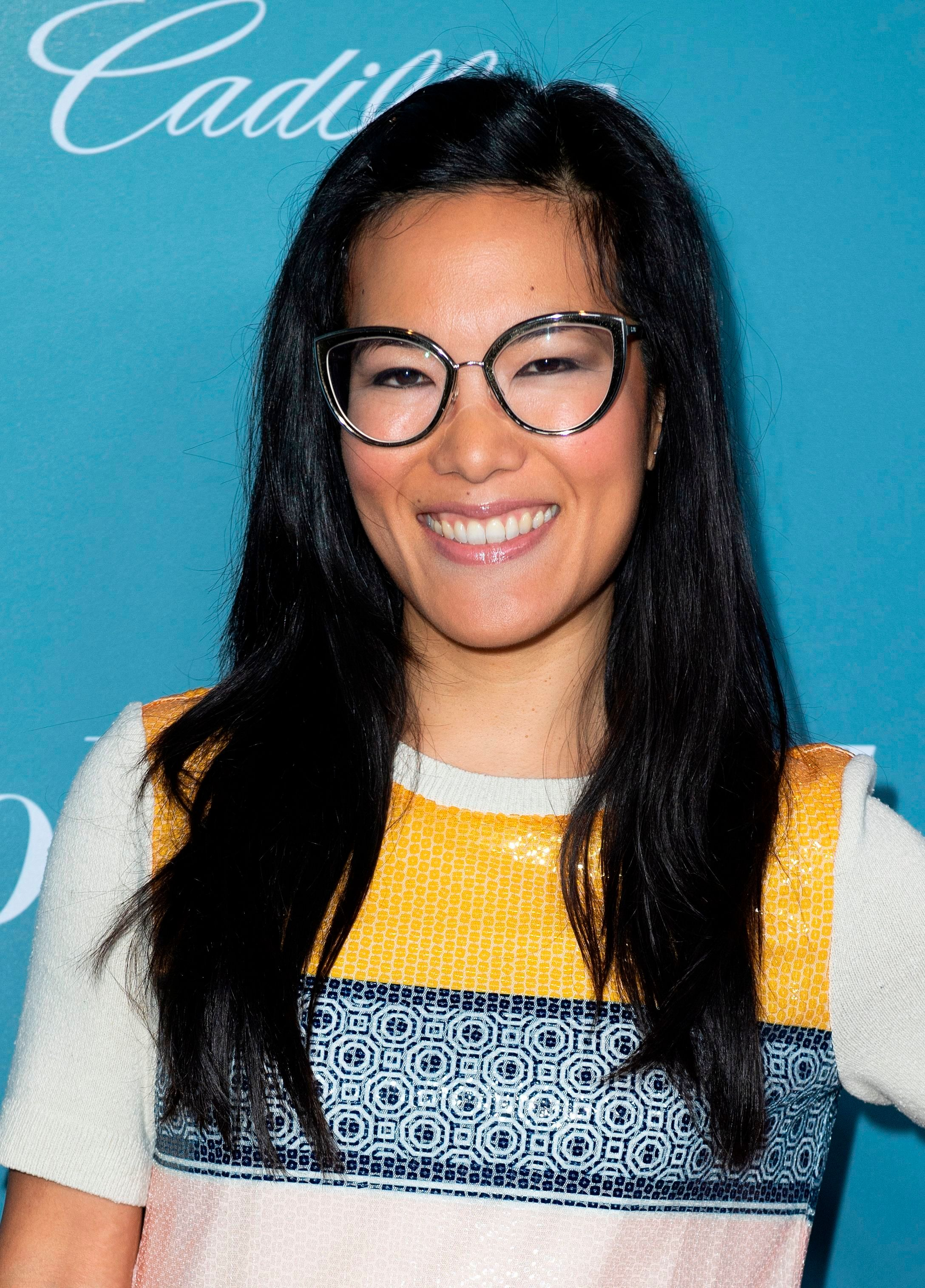 Actress Ali Wong attends The Hollywood Reporter's Power 100 Women In Entertainment at Milk Studios, in Los Angeles, California, on December 5, 2018. (Photo by VALERIE MACON / AFP)        (Photo credit should read VALERIE MACON/AFP/Getty Images)