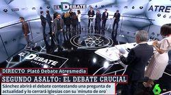 Un pequeño gran detalle: el cambio de Pablo Iglesias de un debate a