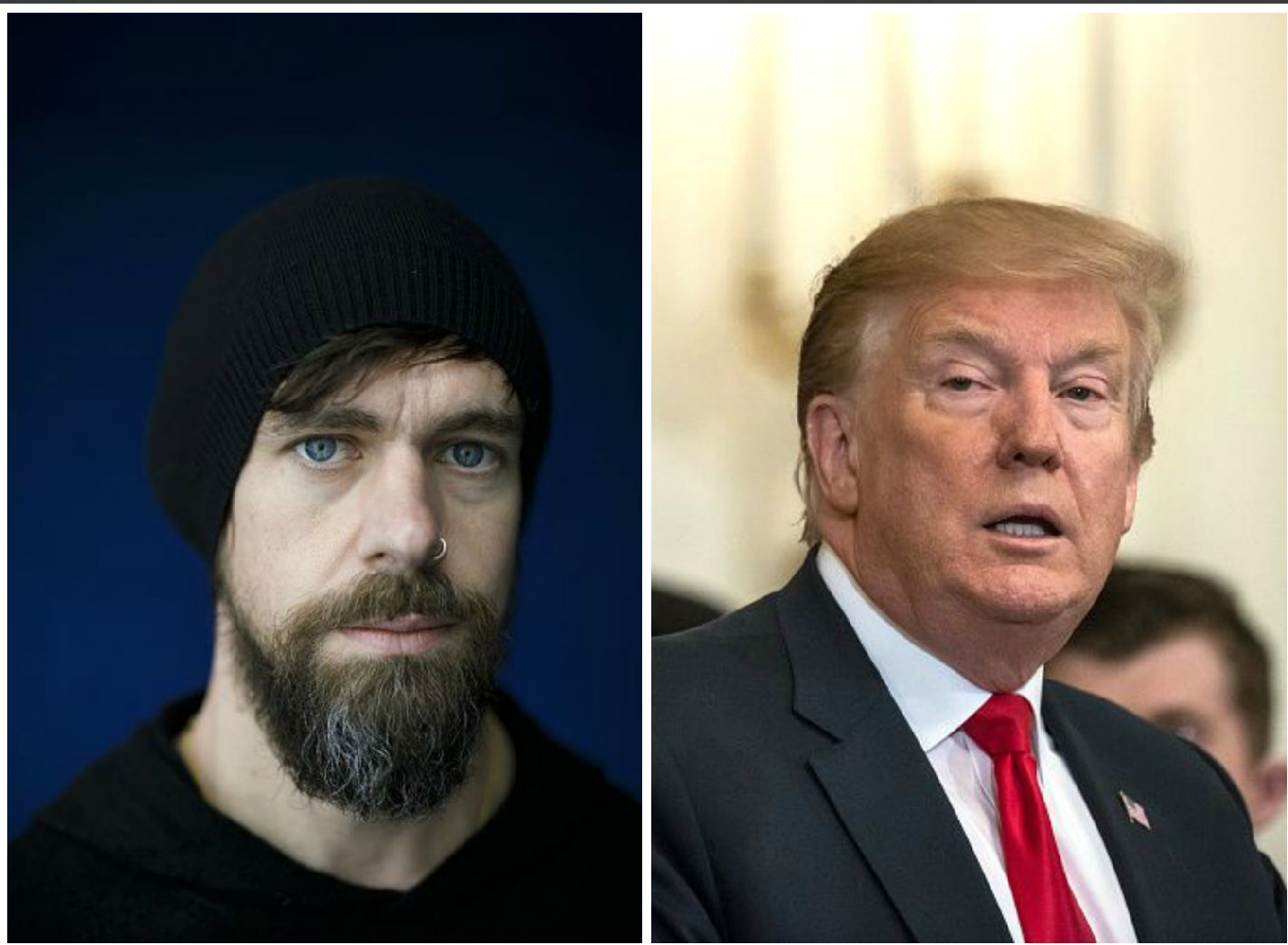 Trump Had Closed-Door Meeting With Twitter's Jack Dorsey, White House Confirms