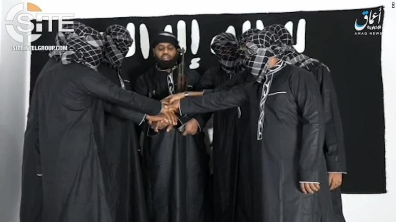 Σρι Λάνκα: Αυτοί είναι οι βομβιστές σύμφωνα με το Ισλαμικό