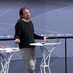 Pablo Iglesias corrige en directo una expresión utilizada por Ana