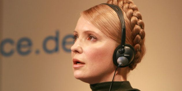 45th Munich Security Conference 2009: The Prime Minister of the Ukraine, en:Yulia V. Timoshenko | Yulia...