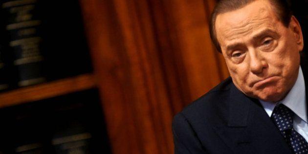 Berlusconi torna in aula per Ingroiaversò a Dell'Utri 40 milioni in 12