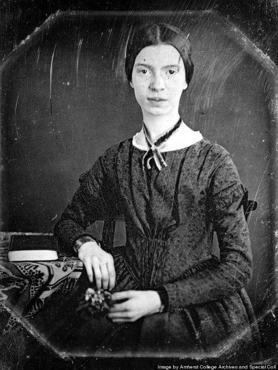 Ritratto inedito di Emily Dickinsoncome era a 30 anni