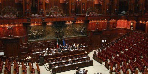 Alla Camera la mozione Idv  sulla trattativa Stato-mafia  Sì da Giulia