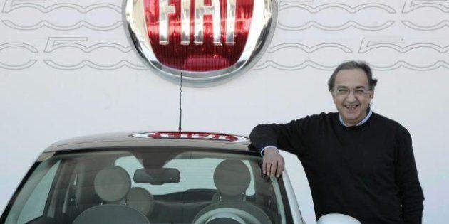 Giorgio Squinzi e il piano FiatConfindustria in linea coi
