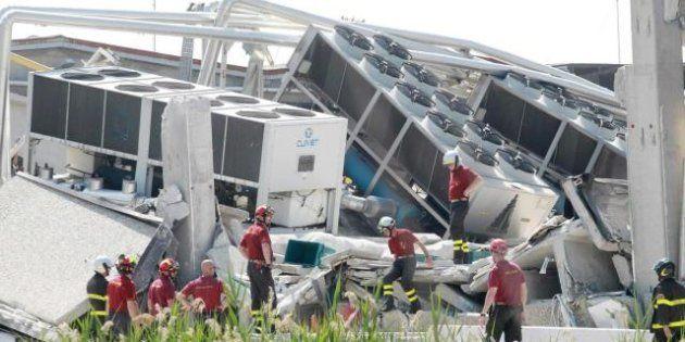 Terremoto Emilia: 40 indagatiper il sisma del 29