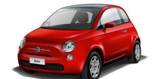 Vendite Fiat in calo Italia meno 21 per