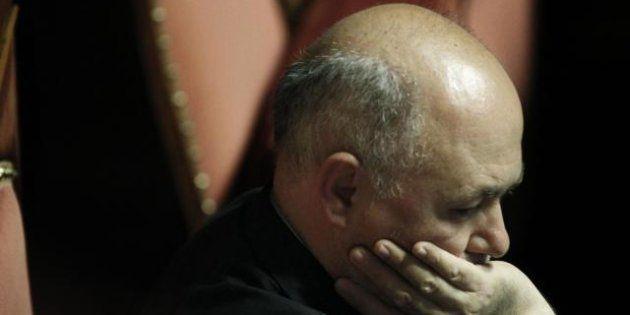 Luigi Lusi agli arresti domiciliari  Il senatore in convento in
