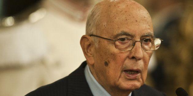 Napolitano a Berlusconi: