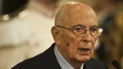Napolitano rinfresca la memoria a