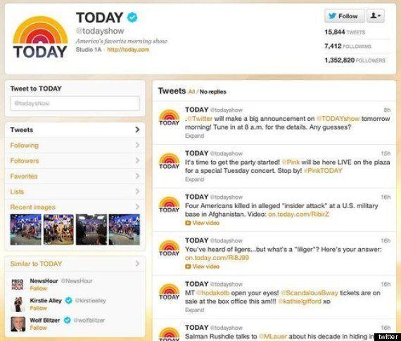 Twitter, nuova versione: più fotoIl profilo come il diario di