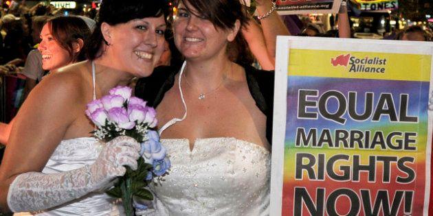 Australia, no ai matrimoni