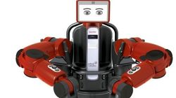 Un robot per