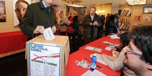 Urne aperte oggi e domani per le primarie dei parlamentari del centrosinistra