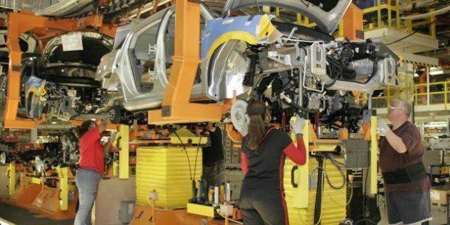 Istat: a luglio fatturato industria crolla del 5,3% rispetto al
