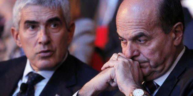 Casini: caro Bersani, la doppia morale non mi convince. Perchè Grasso sì e Bondi