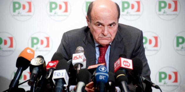Bersani vuole incontrare il 'giaguaro' Berlusconi: 'Pronto al confronto sul Quirinale ma non sottobanco,...