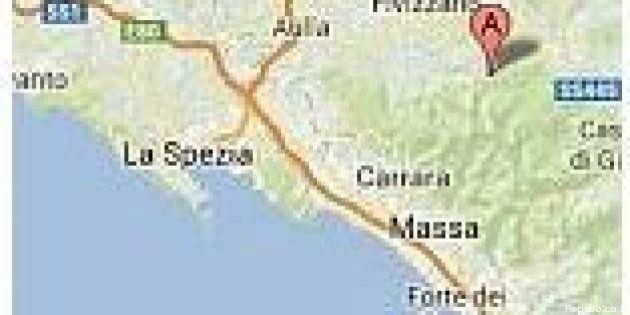 Terremoto in Toscana: scossa di 4.4 tra Massa Carrara e