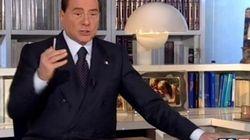 Berlusconi scatenato al Tg5:
