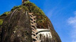 Ma che belle queste atipiche scale e scalinate...