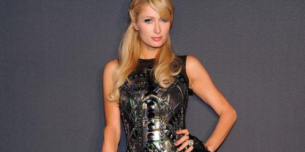 Paris Hilton shock: