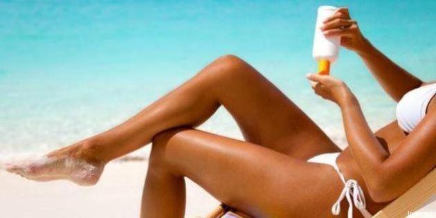 Proteggersi al sole: filtri anti raggi uvb e uva per prevenire le rughe e i tumori della pelle