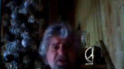 Grillo e il discorso di fine anno:
