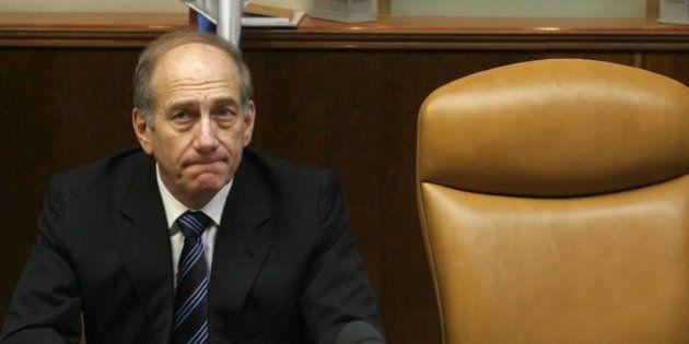 Ehud Olmert condannato per corruzione. Un anno di carcere per l'ex primo ministro