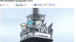 Beppe Grillo si scaglia contro la Rai: