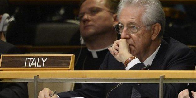 Mario Monti alla Cnn: non correrò alle elezioni. Non so se Silvio Berlusconi si