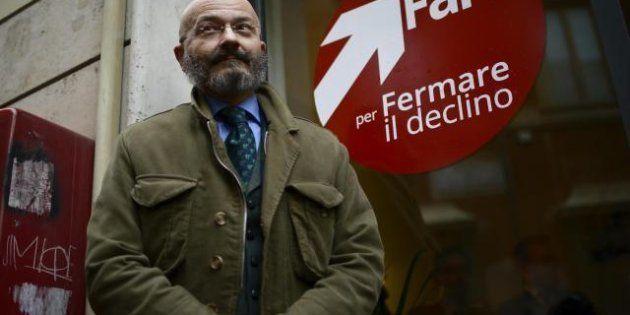 Intervista a Oscar Giannino, che si candida capolista : Monti ha messo solo tasse. Veto contro di me...
