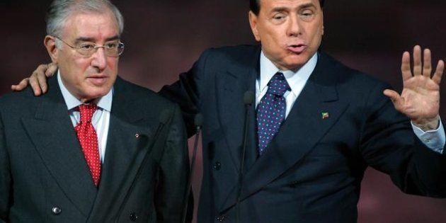 Estorsione di Dell'Utri a Berlusconi, la Cassazione sposta il processo a