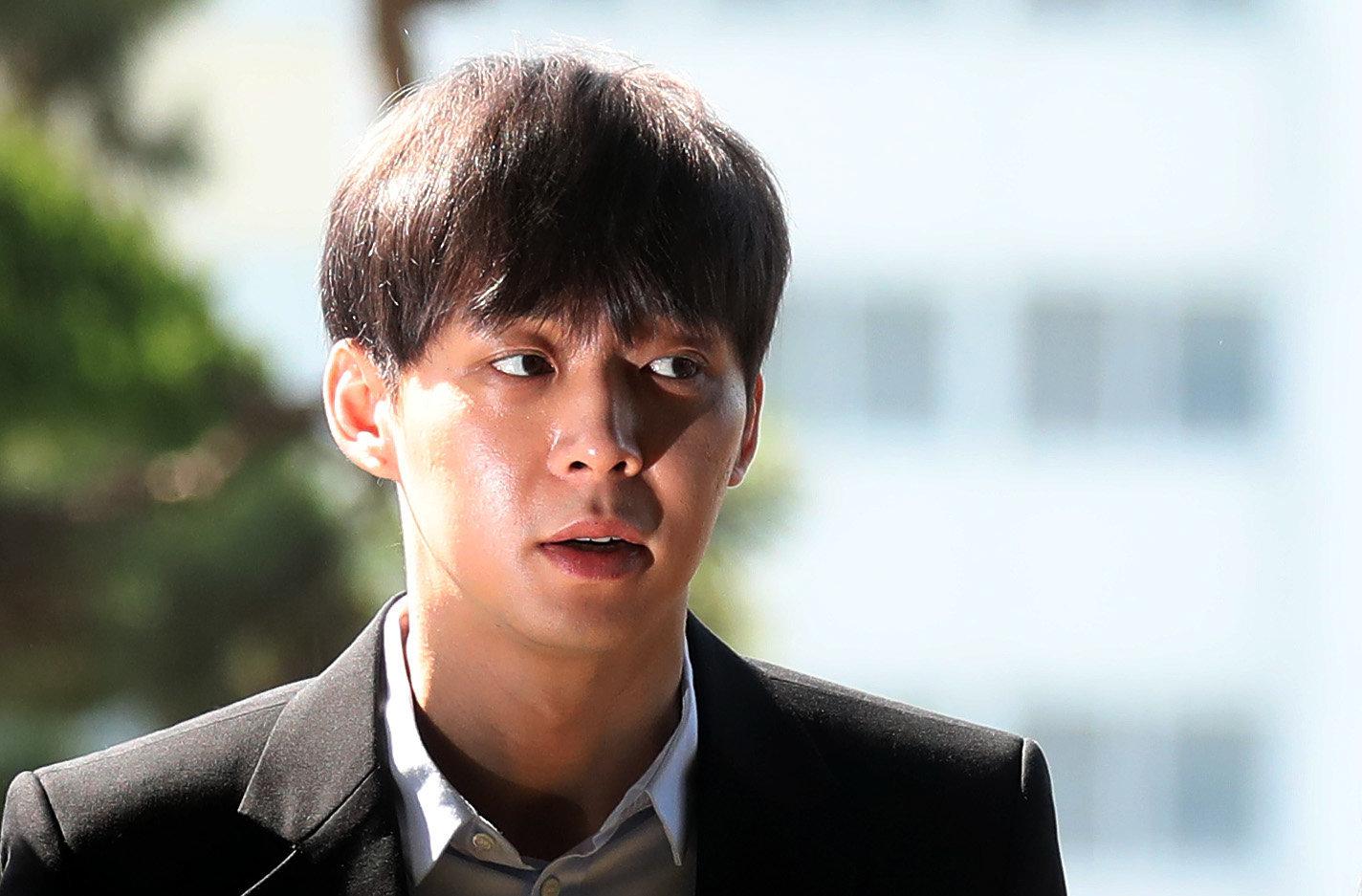 박유천의 구속 여부 결정할 영장실질심사가 26일
