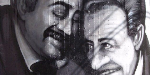 Description 1 Mural painting inspired by it:File:Falcone_borsellino.jpg | the most famous image of Italian...