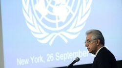 Monti all'Onu: crisi peggiore nella storia dell'UE  tutti devono fare il loro
