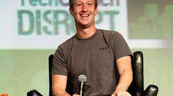 Mr Facebook sbarca in Europa e visita