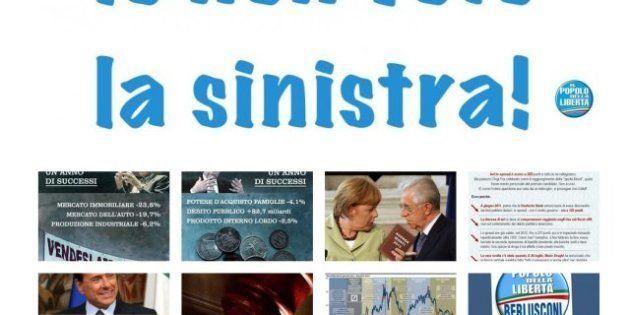 Silvio Berlusconi e la campagna elettorale 2.0: profili civetta, siti contro la sinistra e follower da...
