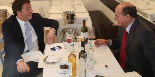 Bersani e Renzi, pranzo a base di carne e vino rosso. Parla il ristoratore lucano che li ha ospitati