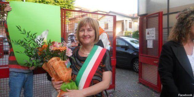 Laura Prati, ferita da alcuni colpi di pistola. La vittima è il sindaco di Cardano al Campo (FOTO