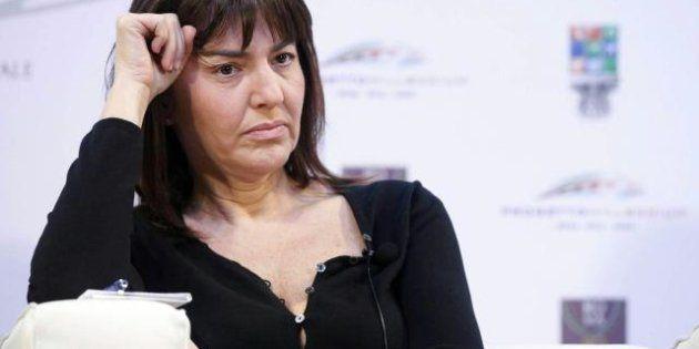 Renata Polverini si è dimessa da presidente della Regione