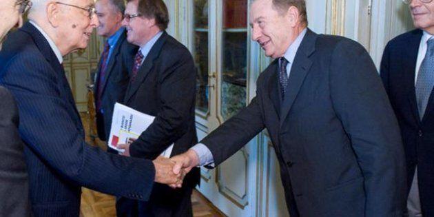 Napolitano apre a indulto e