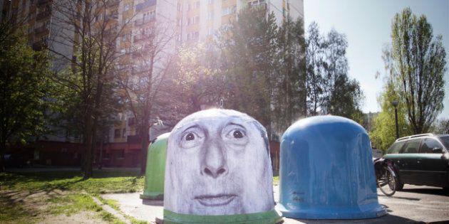Street art: il collettivo Mentalgassi e la campagna