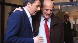 Il pranzo Bersani-Renzi sigilla l'offerta politica del Pd, presente e il futuro. Il tema sospeso: che fare di Monti dopo il