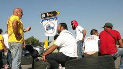 Ilva, blocchi a Taranto e