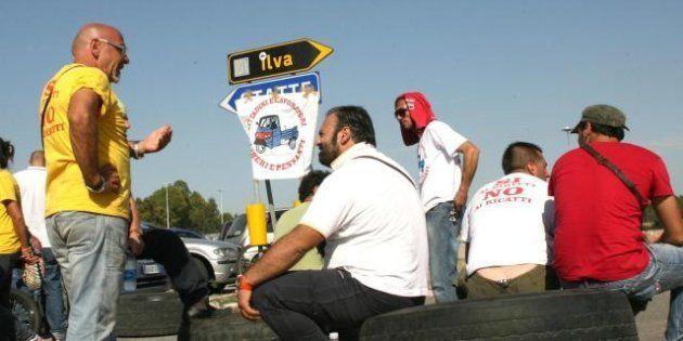 Ilva, nuovi blocchi stradali a Taranto e Genova. Lo sciopero va