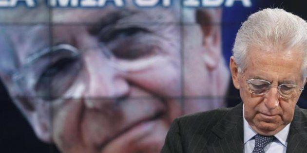 Liste 2013: Mario Monti incontra la società civile, dialogo sui punti